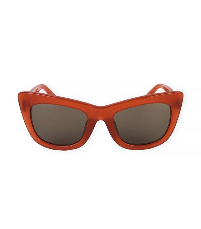 3.1 Phillip Lim Cateye Sunglasses
