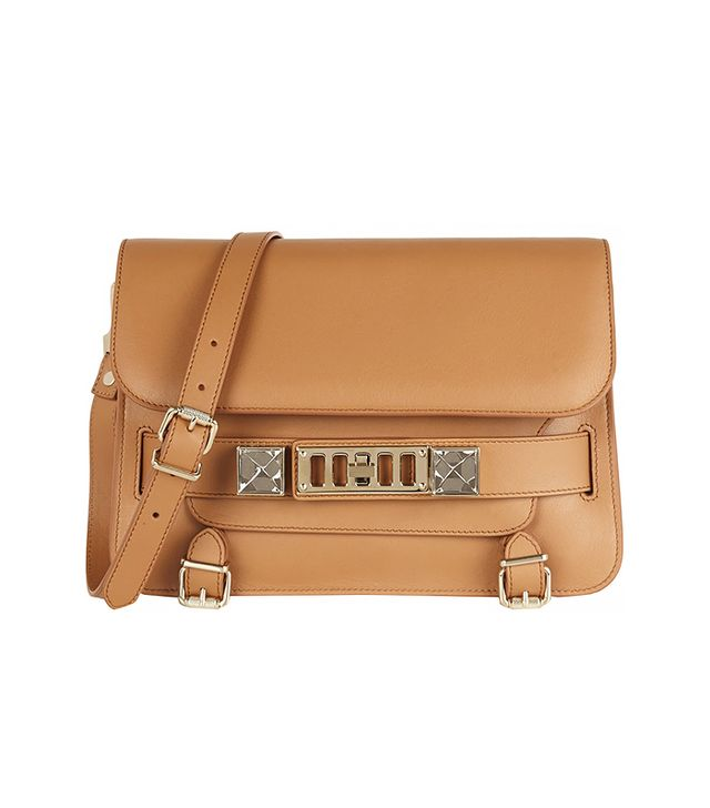 Proenza Schouler PS11 Classic Leather Shoulder Bag