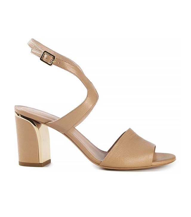 Chloé Ankle Strap Sandals