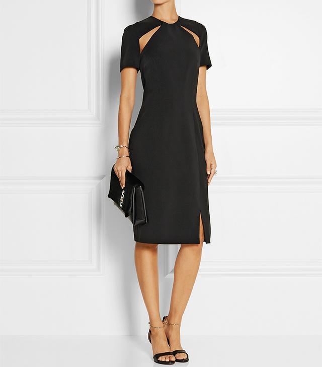 Dion Lee Cutout Crepe Dress