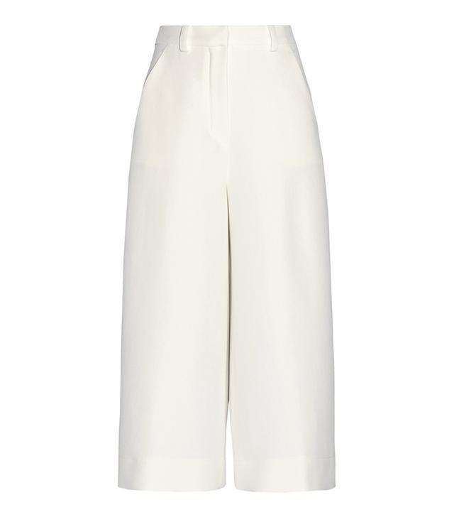 Fendi Cotton-crepe Culottes