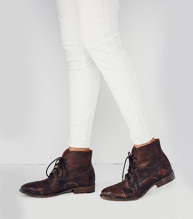 Faryl Robin + Free People Fellow Lace up Boots