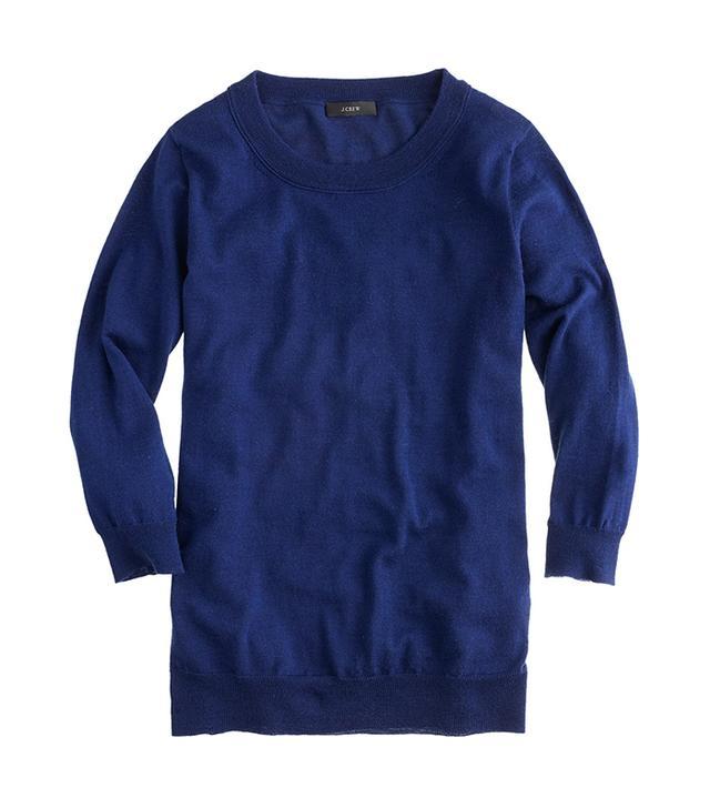 J.Crew Merino Wool Tippii Sweater