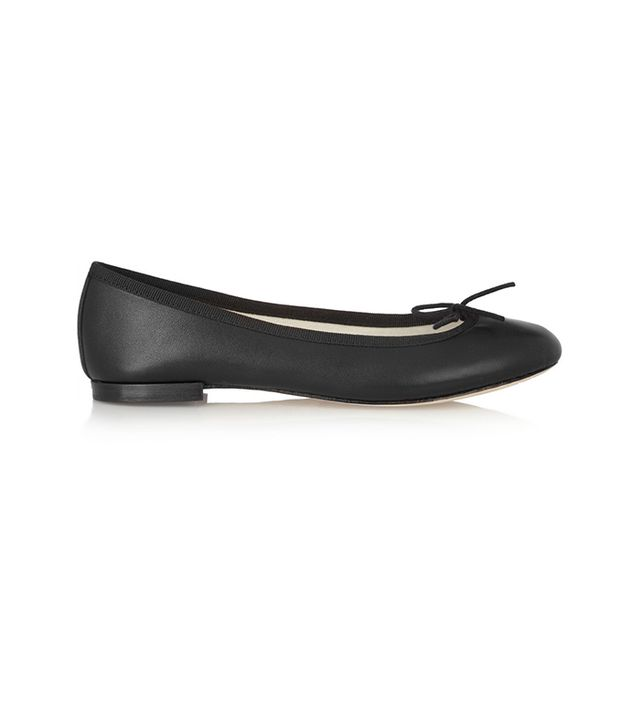 Repetto The Cendrillion Leather Ballet Flats