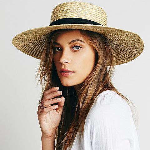 The Spencer Boater Hat