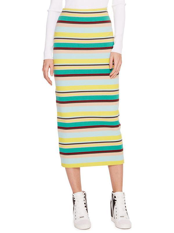 DKNY Midi Tube Skirt