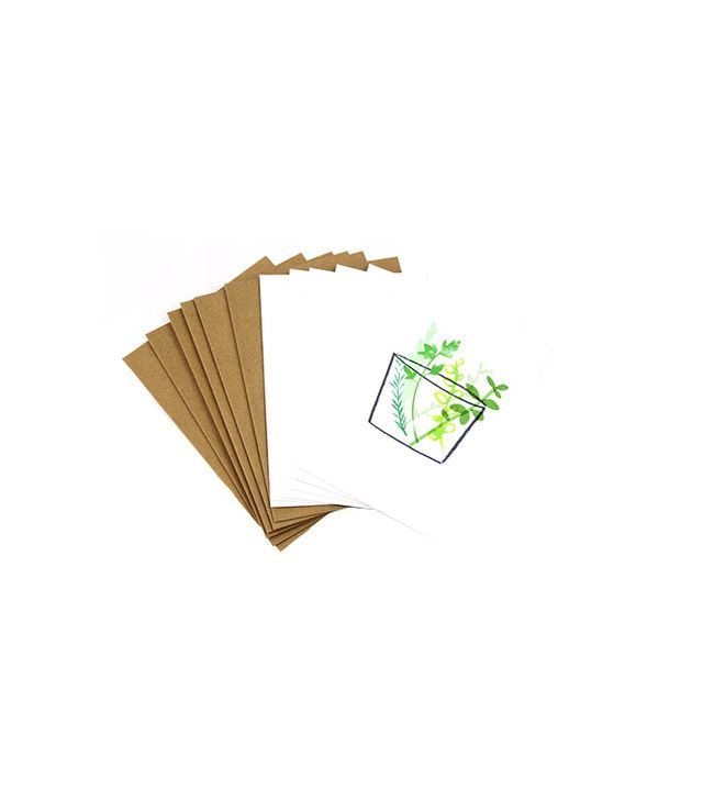 Redcruiser Fresh Herbs Card Set of 6