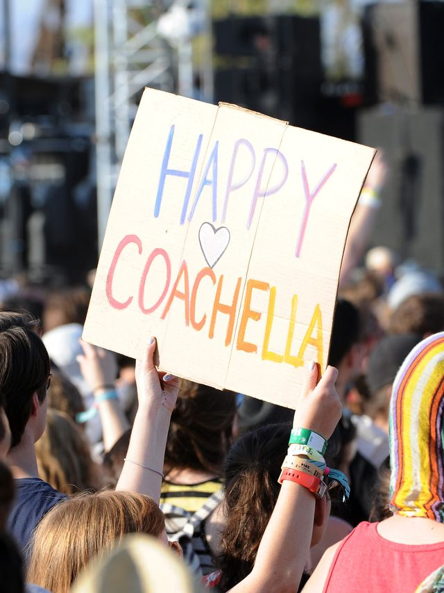 Looks Like No One Will Be Taking Selfies at Coachella This Year