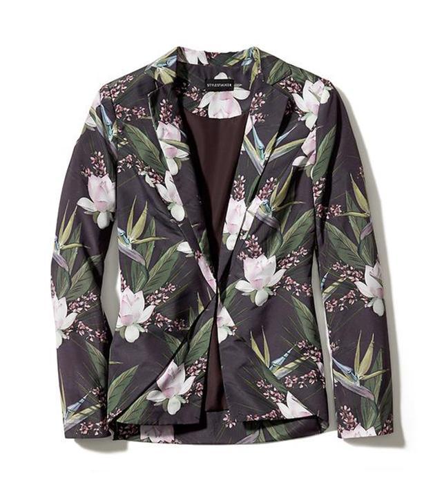 Stylestalker Forever Floral Blazer