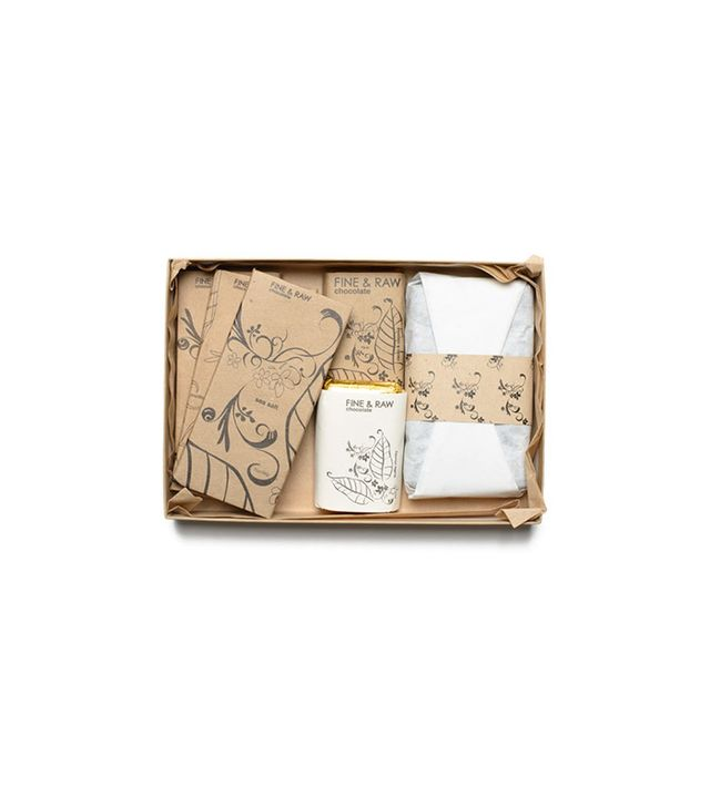 Kaufmann Mercantile Organic Chocolate Gift Set