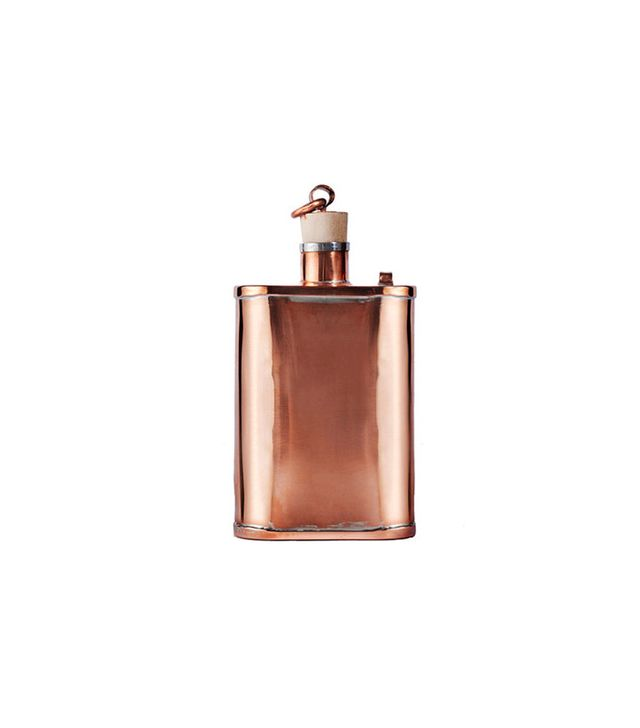 Jacob Bromwell Handmade Copper Flask