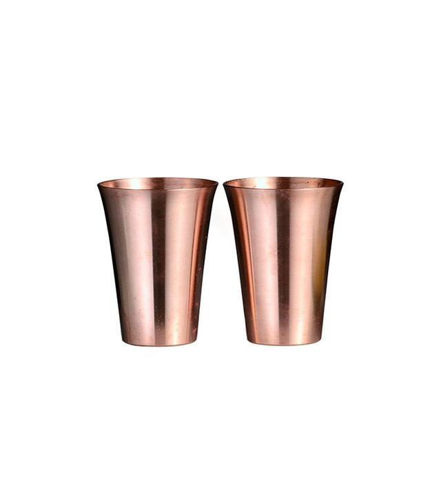 Kaufmann Mercantile Pure Copper Shot Glasses