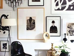 #MYDOMAINE: 12 Gorgeous Gallery Walls From Our Readers
