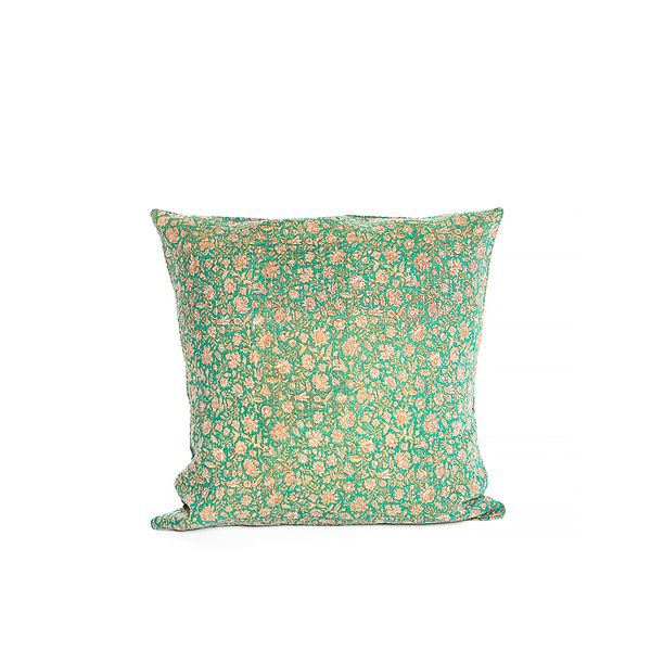 "The Little Market 20"" Kantha Pillow Case"