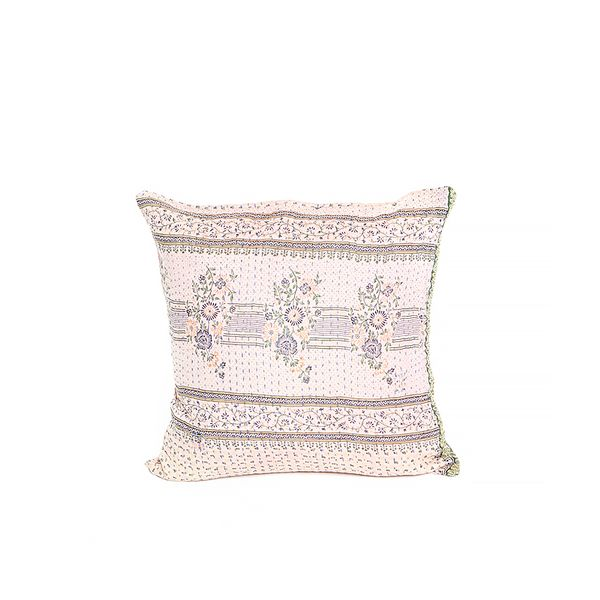 "The Little Market 16"" Kantha Pillow Case"
