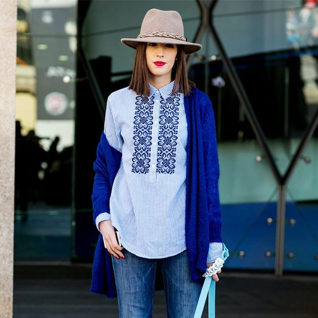 Why Your Bohemian and Preppy Separates Can Get Along