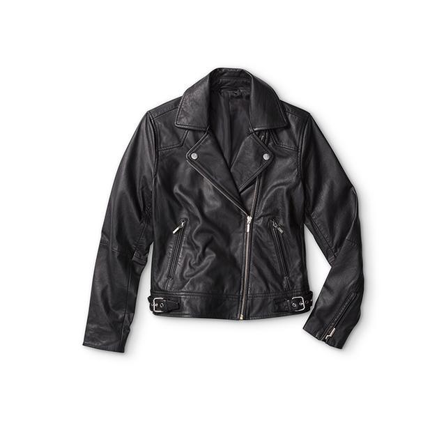 Levi's Leather Moto Jacket