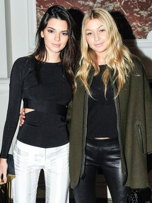 #TuesdayShoesday: Shop Kendall Jenner & Gigi Hadid's Favorite Black Boots