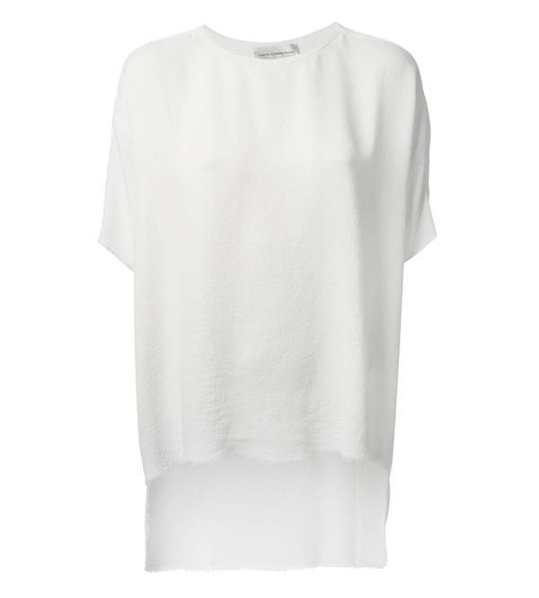 Faith Connexion Long Asymmetric Shirt