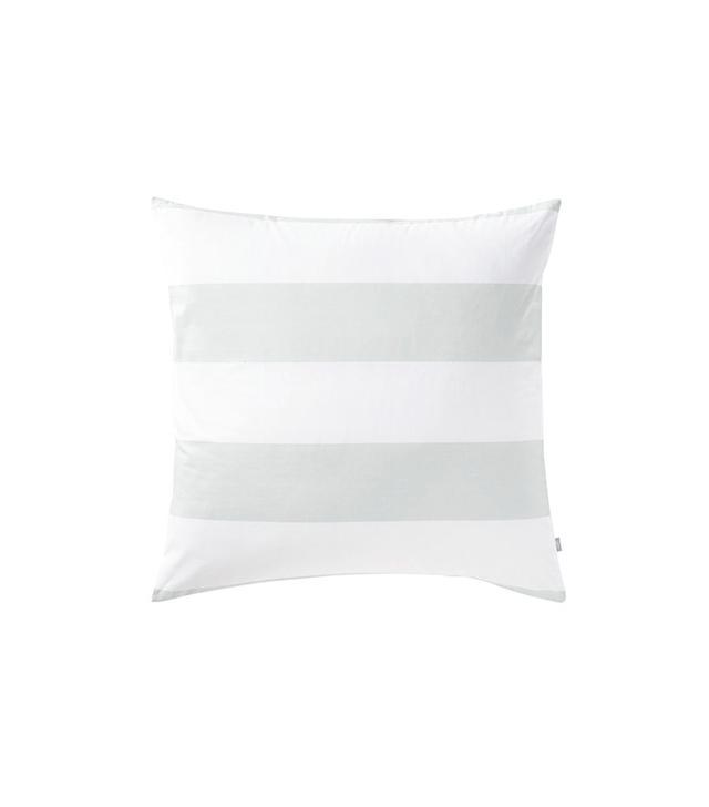 Serena & Lily Fouta Yarn-Dyed Stripe Euro Sham