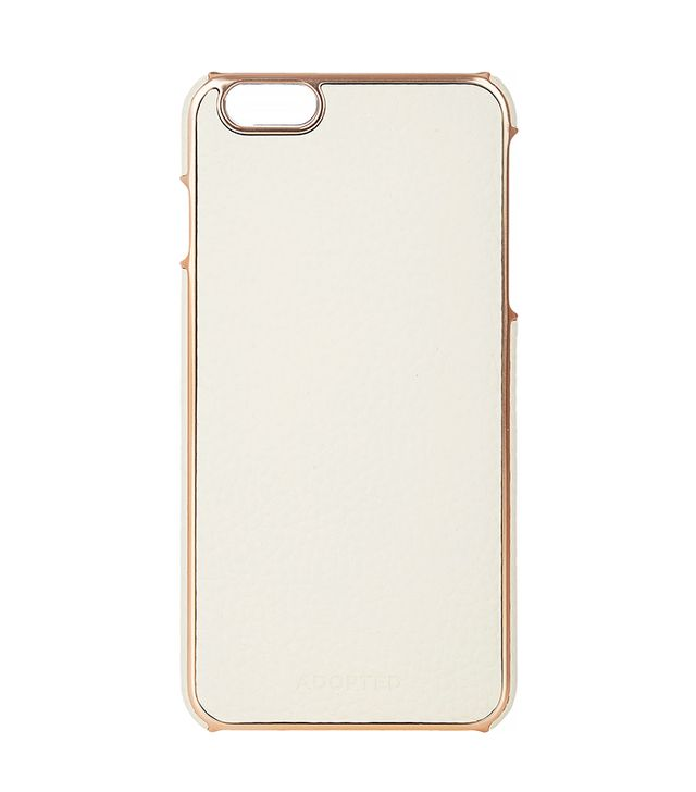 Adopted Leather iPhone 6+ Case