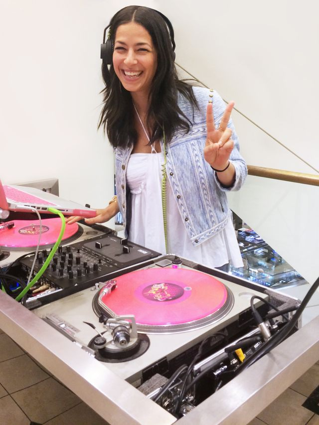 Exclusive: Rebecca Minkoff to Launch Her New DJ Career at Coachella