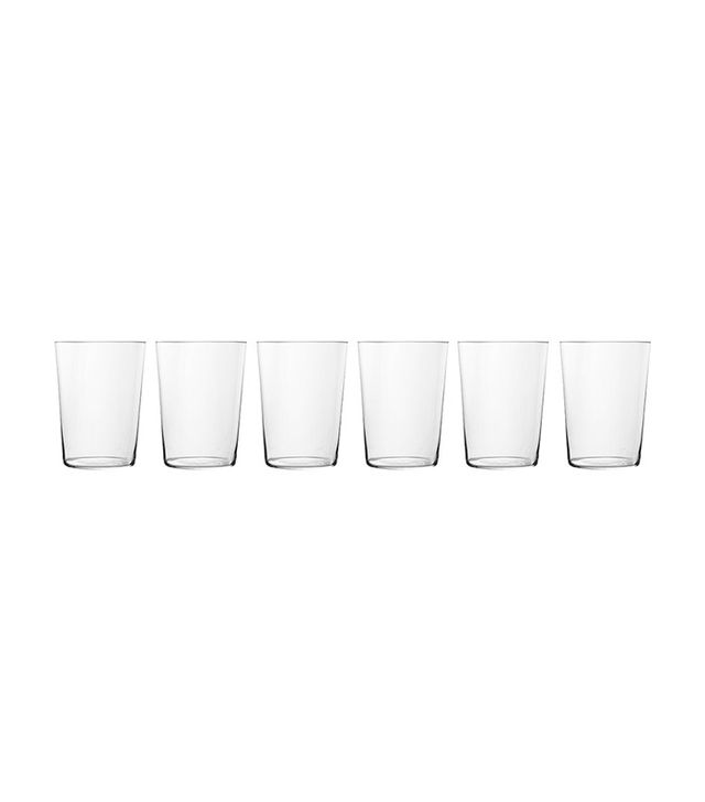 Kaufmann Mercantile Large Glass Tumblers, Set of 4