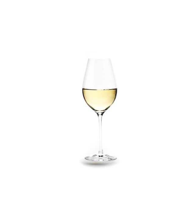 Orrefors Handblown White Wine Glass