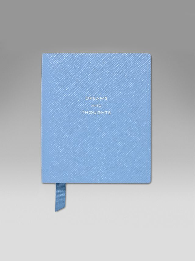 Smythson Dreams and Thoughts Premier Notebook