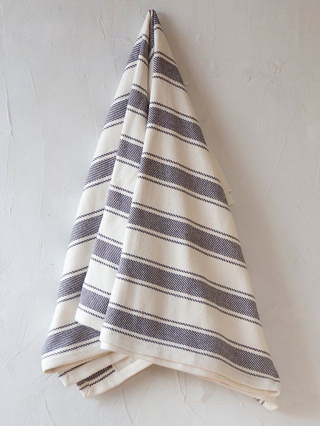 Terrain Awning Stripe Throw