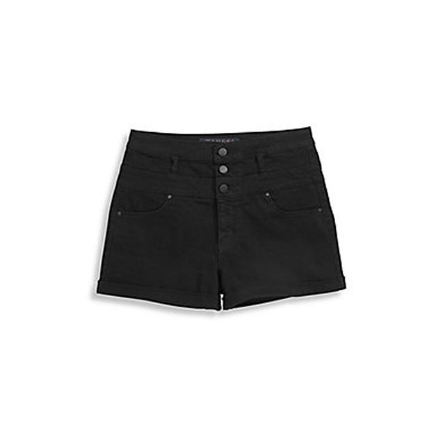 Design Lab Stacked High Waisted Shorts