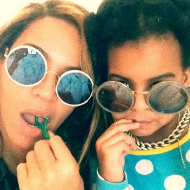 Found 'Em: Beyoncé and Blue Ivy's Adorable Matching Sunglasses