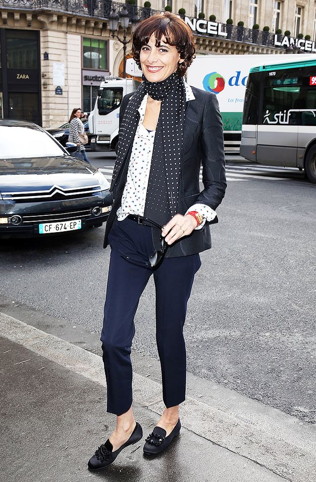 Meet the Perfect Style Icon for Older Women