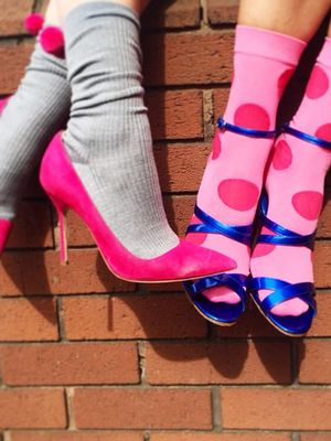 You Can Now Buy Manolo Blahniks for Less Than $50 (Socks, That Is)