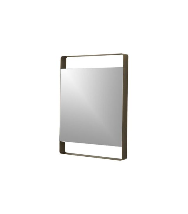 Crate & Barrel Federico Wall Mirror