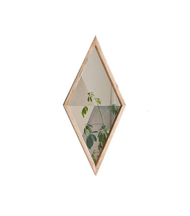 Magical Thinking Geo Diamond Mirror
