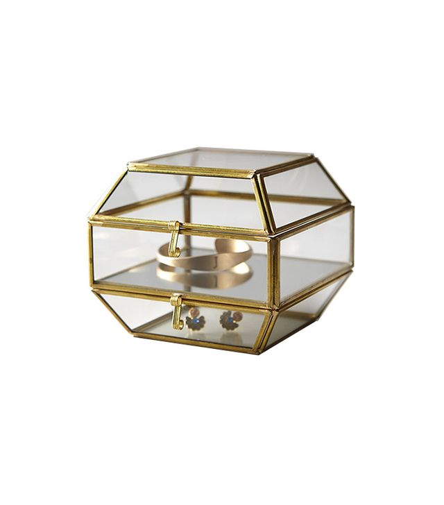 Anthropologie Dome Arca Jewellery Box