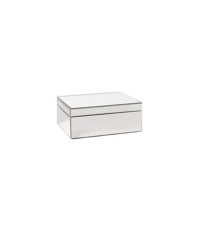 West Elm Mirrored Jewellery Box