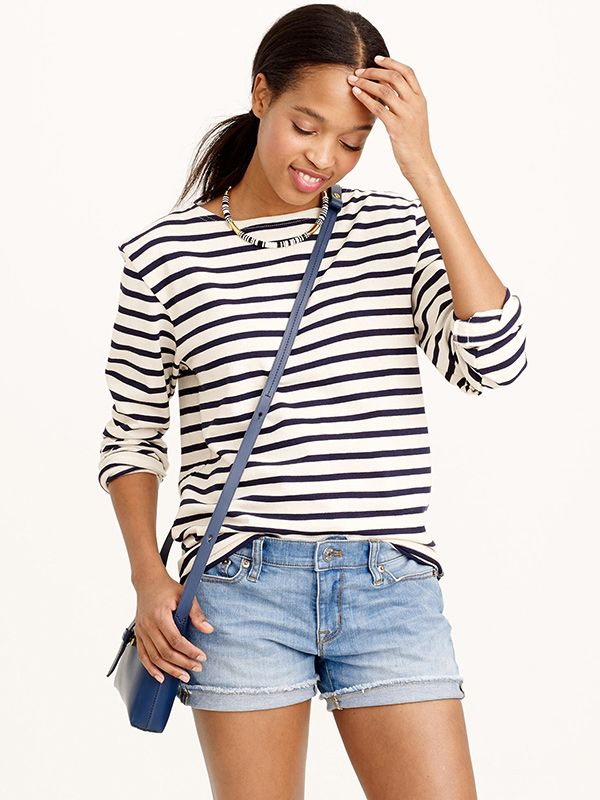 J.Crew Denim Shorts