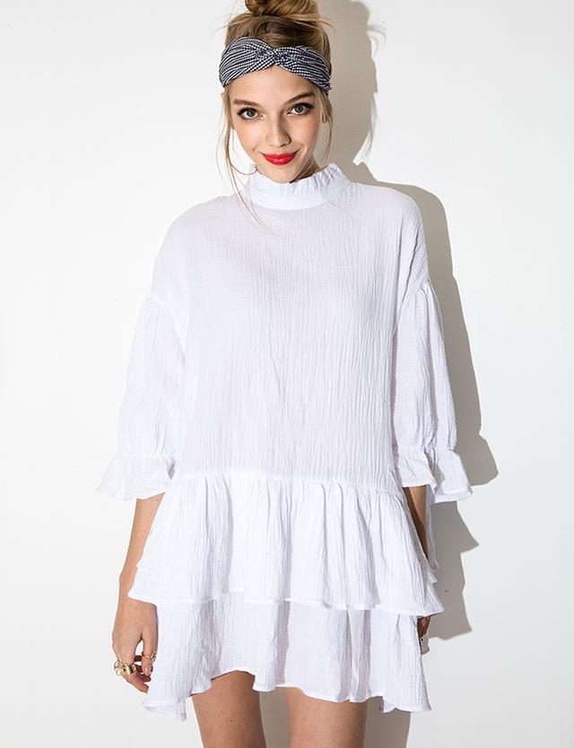 Pixie Market Laeticia Babydoll Dress