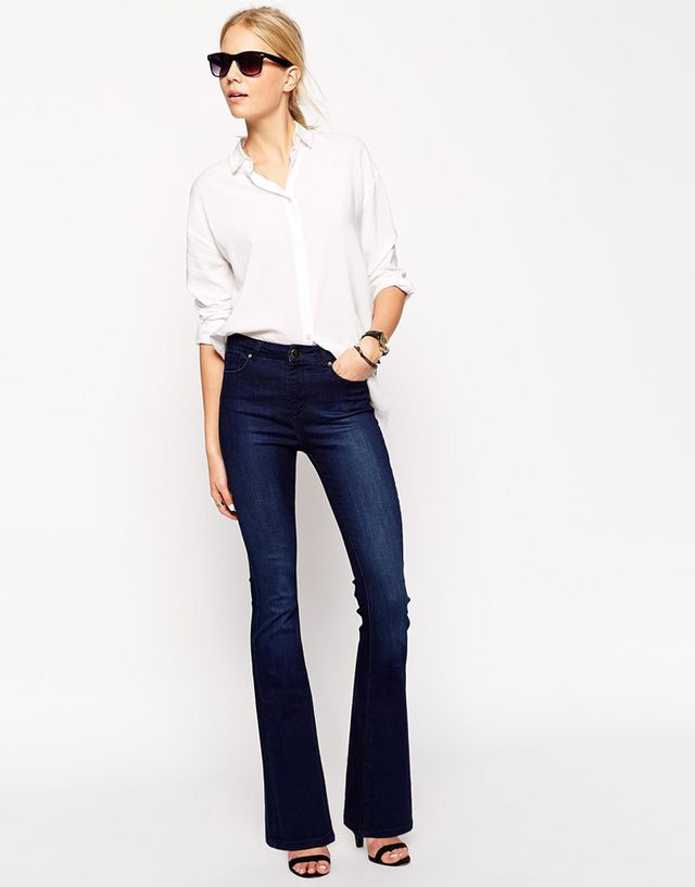 ASOS Bell Flare Jeans
