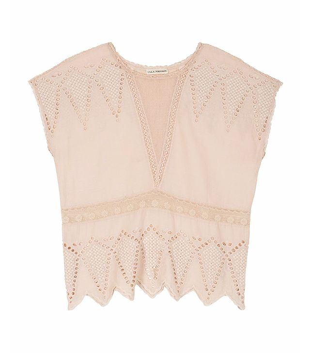 Ulla Johnson Maryse Blouse