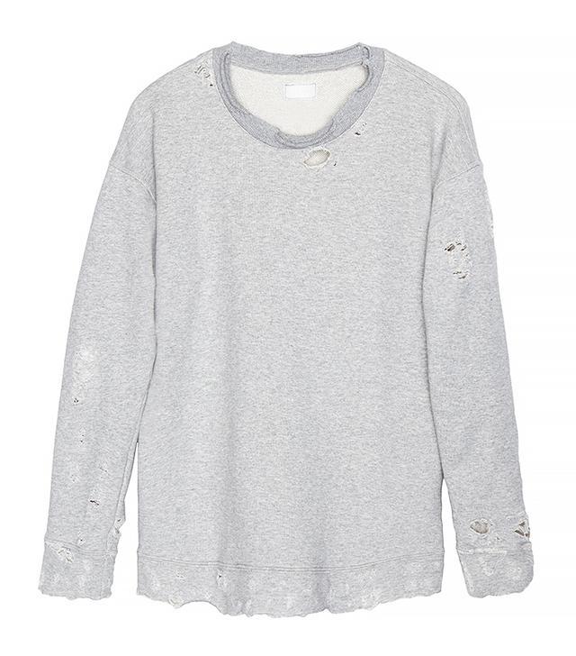 Mother Denim The Big Easy Sweatshirt