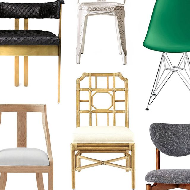 The Chicest Dining Chairs for Every Style
