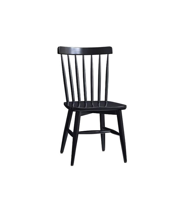 Pottery Barn Tilden Spindle Back Chair