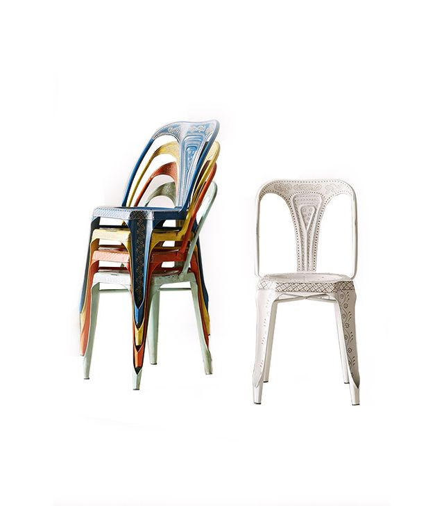 Magical Thinking Industrial Chair
