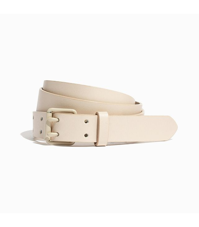 Madewell Leather Tonal Belt