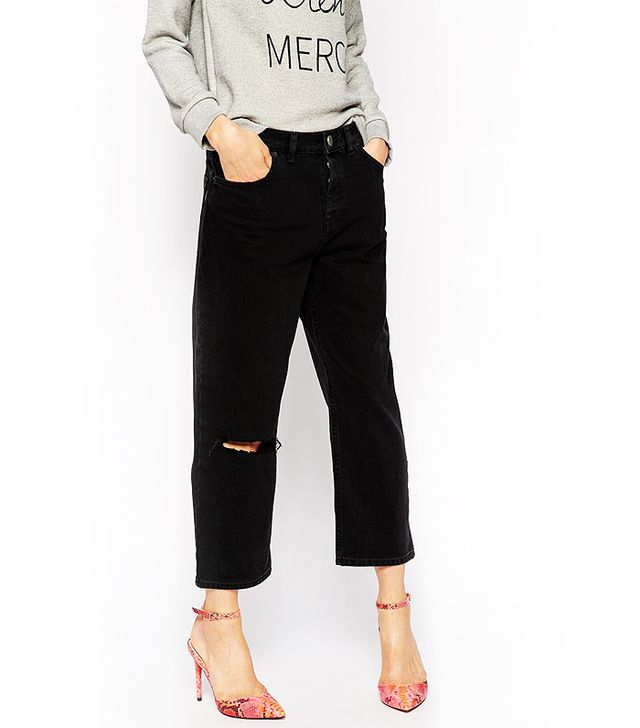 ASOS Maddox Parallel Jeans