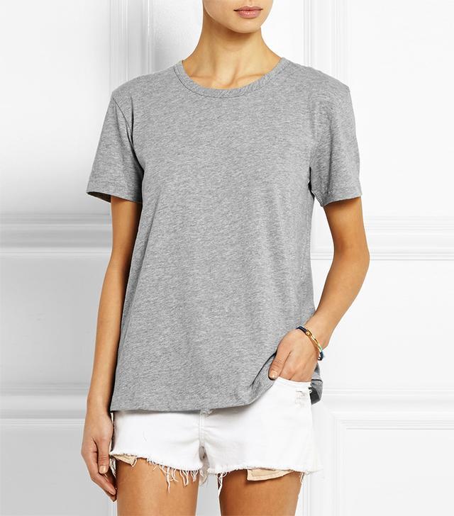 Rag & Bone Tomboy Cotton T-shirt