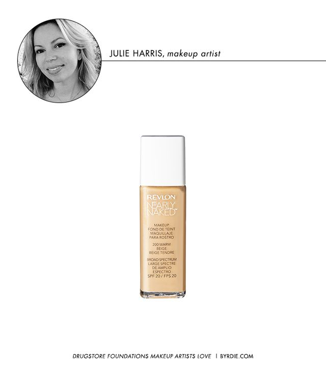 Makeup Artist: Julie Harris